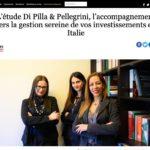 Forbes sceglie lo Studio Di Pilla & Pellegrini